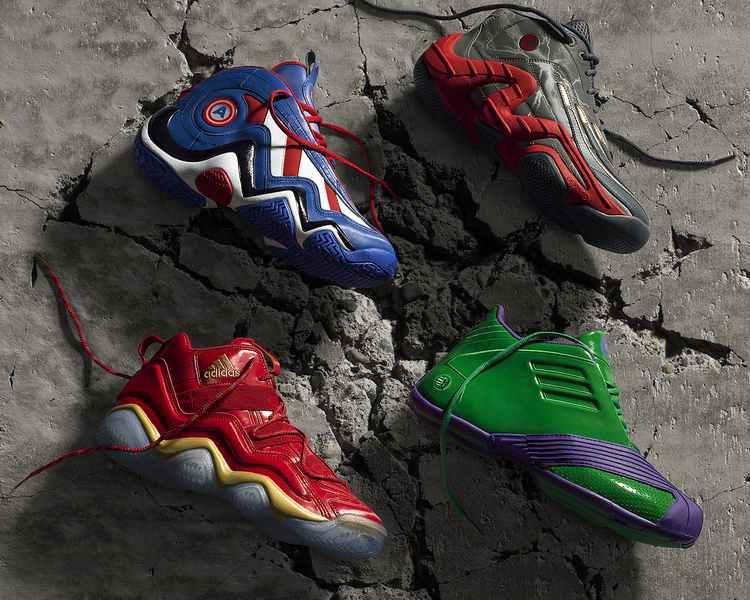 adidas marvel scarpe