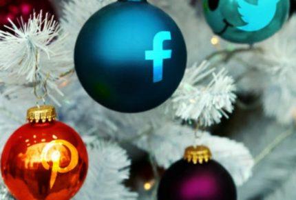Natale 2017: 8 italiani su 10 festeggeranno con post e foto sui social
