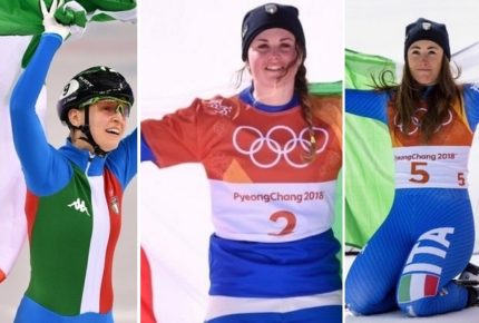 Olimpiadi invernali a Pyeongchang 2018: risultati e diretta social