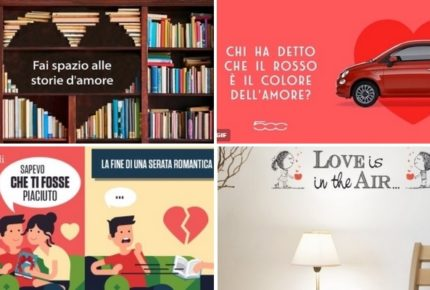 Oggi è San Valentino: l' Instant Marketing dei brand sui social media