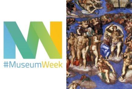 #MuseumWeek 2018: i musei italiani su Twitter dal 23 al 29 aprile