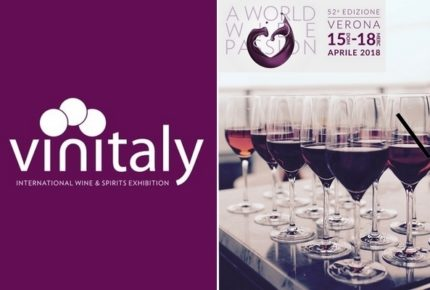 Vinitaly 2018 a Verona: diretta social del più grande salone al mondo dedicato al vino