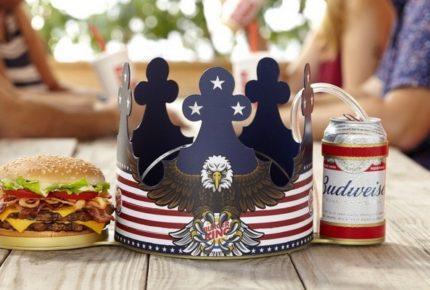 Burger King e Budweiser: conversazione folle su Twitter per promuovere  il nuovo sandwich