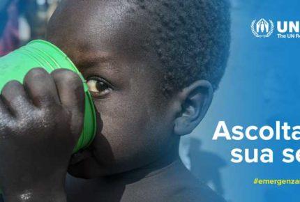 #Emergenzasudsudan: la campagna social dell'Unhcr per i rifugiati del sud Sudan