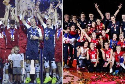 Mondiali di pallavolo 2018: diretta social partite dell'Italia m. e f. – Polonia e Serbia campioni del Mondo (azzurre seconde)