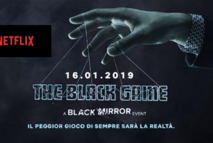 Netflix lancia The Black Game, il gioco ispirato a Bandersnatch di Black Mirror: online il 16 gennaio su Instagram