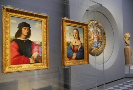 """Gli Uffizi di Firenze celebrano la """"Festa dei Doni"""" e lanciano una campagna su Instagram dedicata alle coppie"""