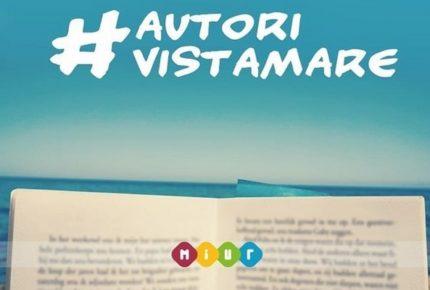 #AutoriVistaMare: la campagna social del Ministero dell'Istruzione che promuove le letture estive su Instagram