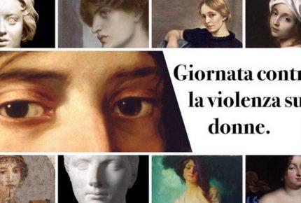 #GiornataControLaViolenzaSulleDonne: il MiBACT e i musei si mobilitano con 9 opere d'arte di donne celebri vittime di violenza