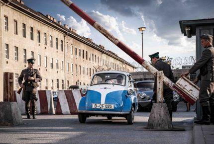 BMW omaggia la Isetta su Instagram a 30 anni dalla caduta del muro di Berlino: aiutò 9 persone a fuggire da Berlino Est