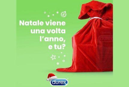 La campagna social di Durex che precede il Natale: una creatività al giorno durante i 24 giorni dell'Avvento