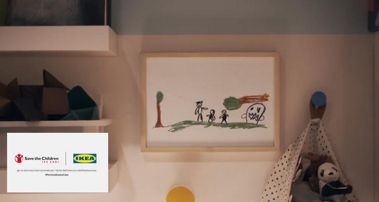 Cartina Mondo Ikea.Perunagiustacausa La Campagna Social Di Ikea Italia E Save The Children Contro La Violenza Domestica Sui Bambini Socialbest